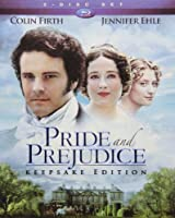 Pride & Prejudice: Keepsake Edition [Blu-ray] [Import]