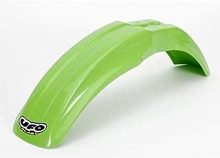 UFO KA02757-026 Replacement Plastic (for Kawasaki Fender F KX80/85 Green)