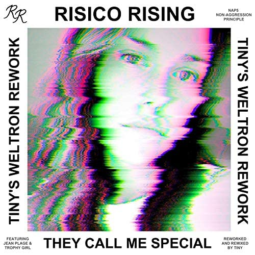Risico Rising feat. Jean Plage & Trophy Girl