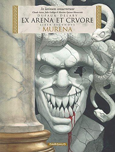 Murena - édition en latin - tome 2 - EX ARENA ET CRUORE