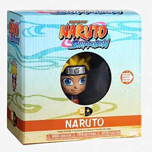 Funko - 5 Star: Naruto S3 - Naruto Figura Coleccionable, Multicolor (41078)