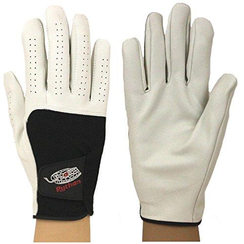 Python Xtreme Handball Glove (Pair) (Unpadded) (w Tab) (Large)