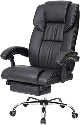 Amazon.com: Big and Tall Office Chair 500lbs Cheap Desk ...