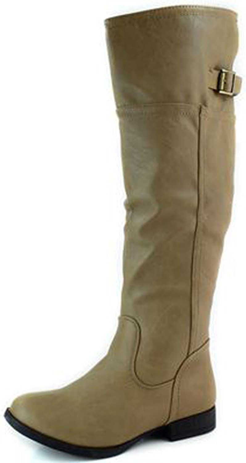 TOP Moda Sale SALE% OFF Land Beauty products 57 Knee Taupe Riding Boot High