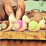 LIGUANGWEN Caracoles Trompeta Linda Muñeca De Peluche Juguetes De Peluche Juguetes De Peluche Adornos Y Actividades Creativas De Los Regalos De Cumpleaños (Color : Pink)