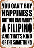 Can Marry A Filipino Tin Wall Sign The Art Iron Painting Plaque Metal Wall Decoration Poster Decor Gifts for Office Home Man Cave Cafe Shop bar
