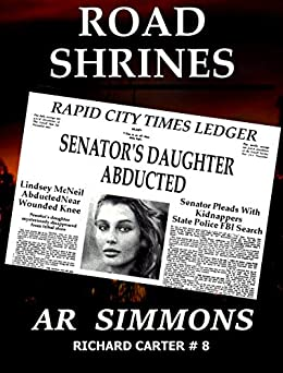 Road Shrines (The Richard Carter Novels Book 8) by [AR Simmons]