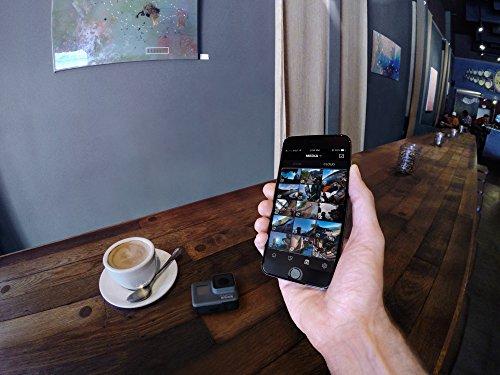 GoPro HERO5 Black Action Kamera (12 Megapixel) schwarz/grau - 6