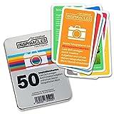 Inspiracles Foto Aufgaben – Inspiration & Fotografieren Lernen mit 40 Aufgabenkarten & 10...