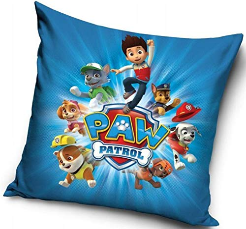 Une Paw Patrol PAW171120 - Federa per cuscino, 40 x 40 cm