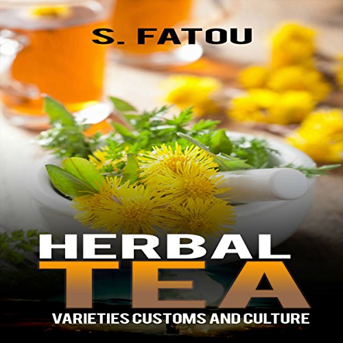 Herbal Tea audiobook cover art