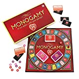 Best Games For Couples - Monogamy Adult Couples Board Game Review