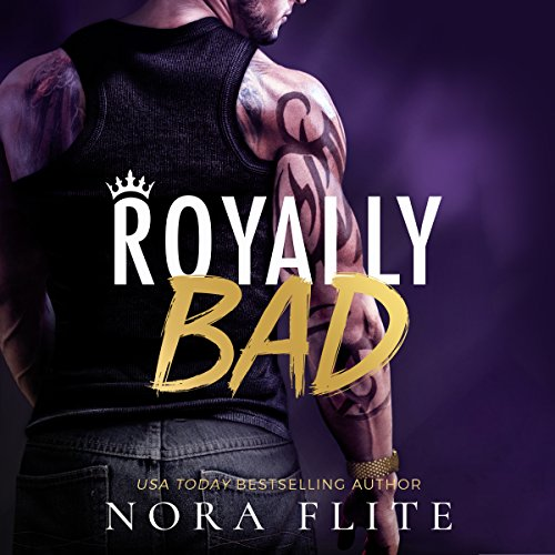 Royally Bad audiobook cover art