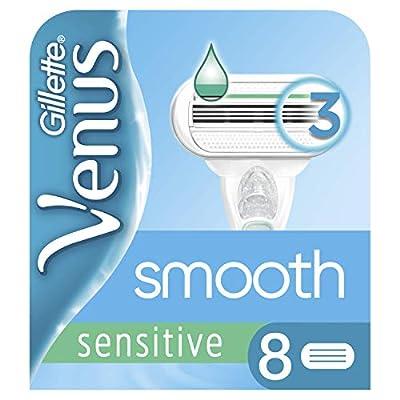 Venus Smooth Sensitive Ersatzklingen