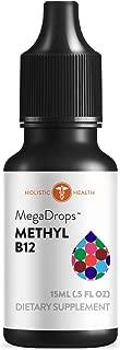 Methyl B12 MEGA Drops, 15mL (.5 FL OZ), 1000 mcg per Drop