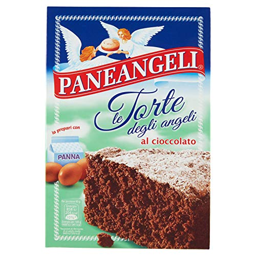 Paneangeli Torta Degli Angeli al Cioccolato - 425 gr