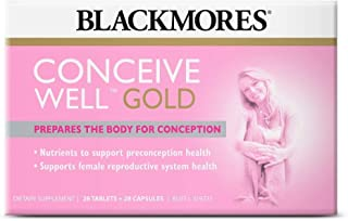Blackmores Conceive Well Gold, 56ct
