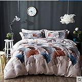 conjuntos de algodón ropa de cama. colchas. funda de edredón. ropa de cama...