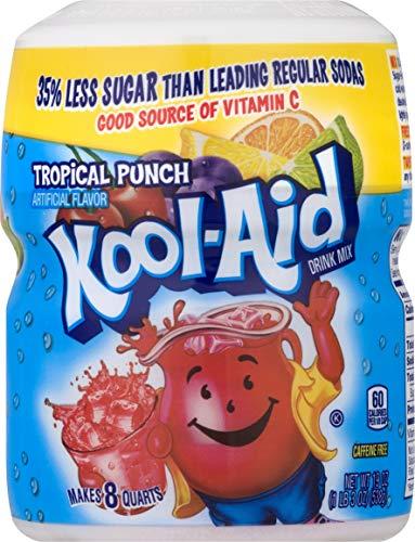 Kool Aid Tropical Punch - 538g Tub