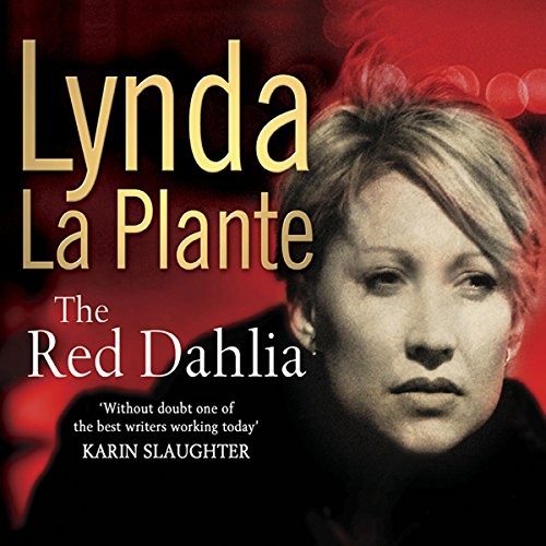 The Red Dahlia audiobook cover art