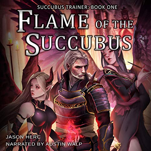 Flame of the Succubus  By  cover art