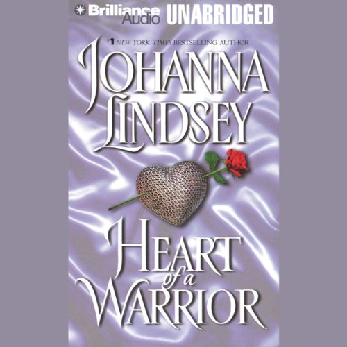Heart of a Warrior audiobook cover art