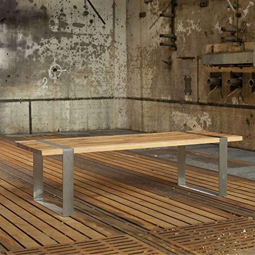 Iccoon Bunk Tisch 240 x 100 cm, h 76 cm - Eiche Natur