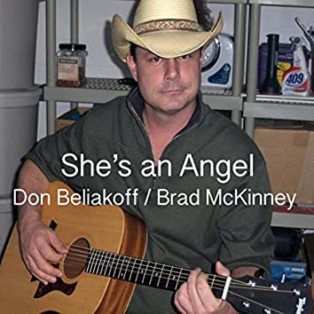 She's an Angel (feat. Brad McKinney)