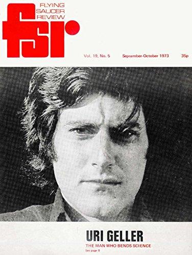 Flying Saucer Review - Vol. 19, N. 5: September-October 1973 (FSR) (English Edition)