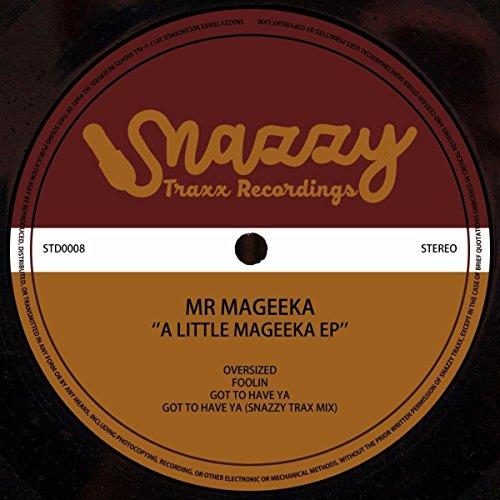 A Little Mageeka EP