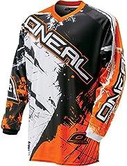 0024S-512 - Oneal Element 2016 Shocker Motocross Jersey S Black/Orange