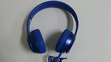 Beats Solo2 Wired On-Ear Headphone - Blue Sapphire (Discontinued by Manufacturer)