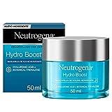 Neutrogena Hydro Boost Mascarilla de Noche Hidratante para Evitar la Deshidratación de la Piel y Reducir los Signos de Fatiga, 50 ml