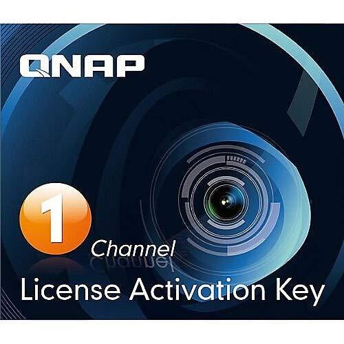 QNAP 1 Chiave di ATTIVAZIONE LIC della Telecamera IP per LA STATIO di SORVEGLIANZA