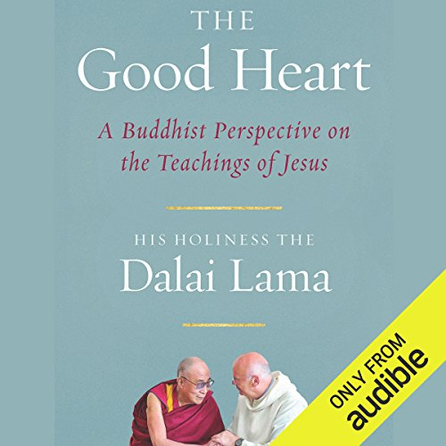 The Good Heart audiobook cover art