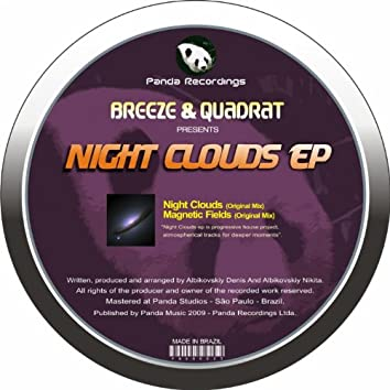 Night Clouds Ep