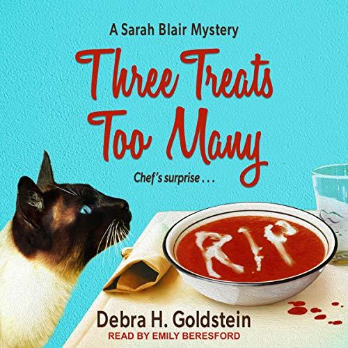 Three Treats Too Many cover art