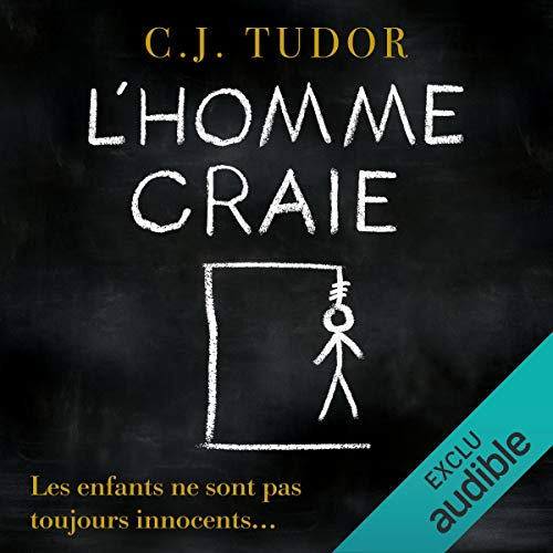L'homme craie audiobook cover art
