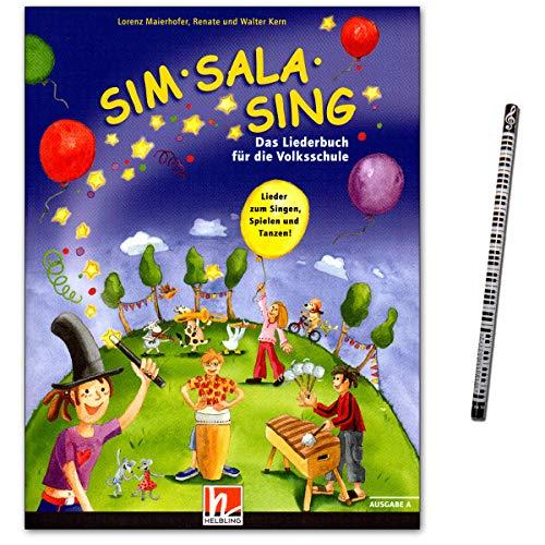 SIM SALA SING Ausgabe A - das aktualisierte Liederbuch für die Volksschule in der Neuausgabe 2006-9783850613149