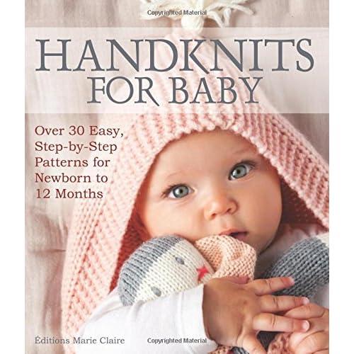 Easy Baby Knitting Patterns Amazon Co Uk