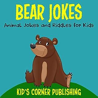 Bear Jokes: Animal Jokes and Riddles for Kids cover art