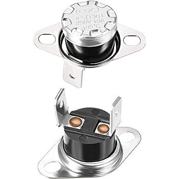 NC Thermostat 85//°C de Schalter zum Temperatursteuerung KSD301