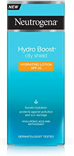 Neutrogena City Shield SPF 25 Hydration Lotion, 50 Ml
