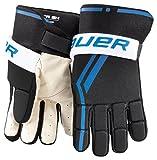 Bauer Youth Street Hockey Handschuh (Paar), XS, schwarz -