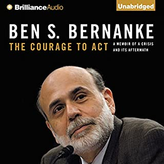 The Courage to Act audiobook cover art