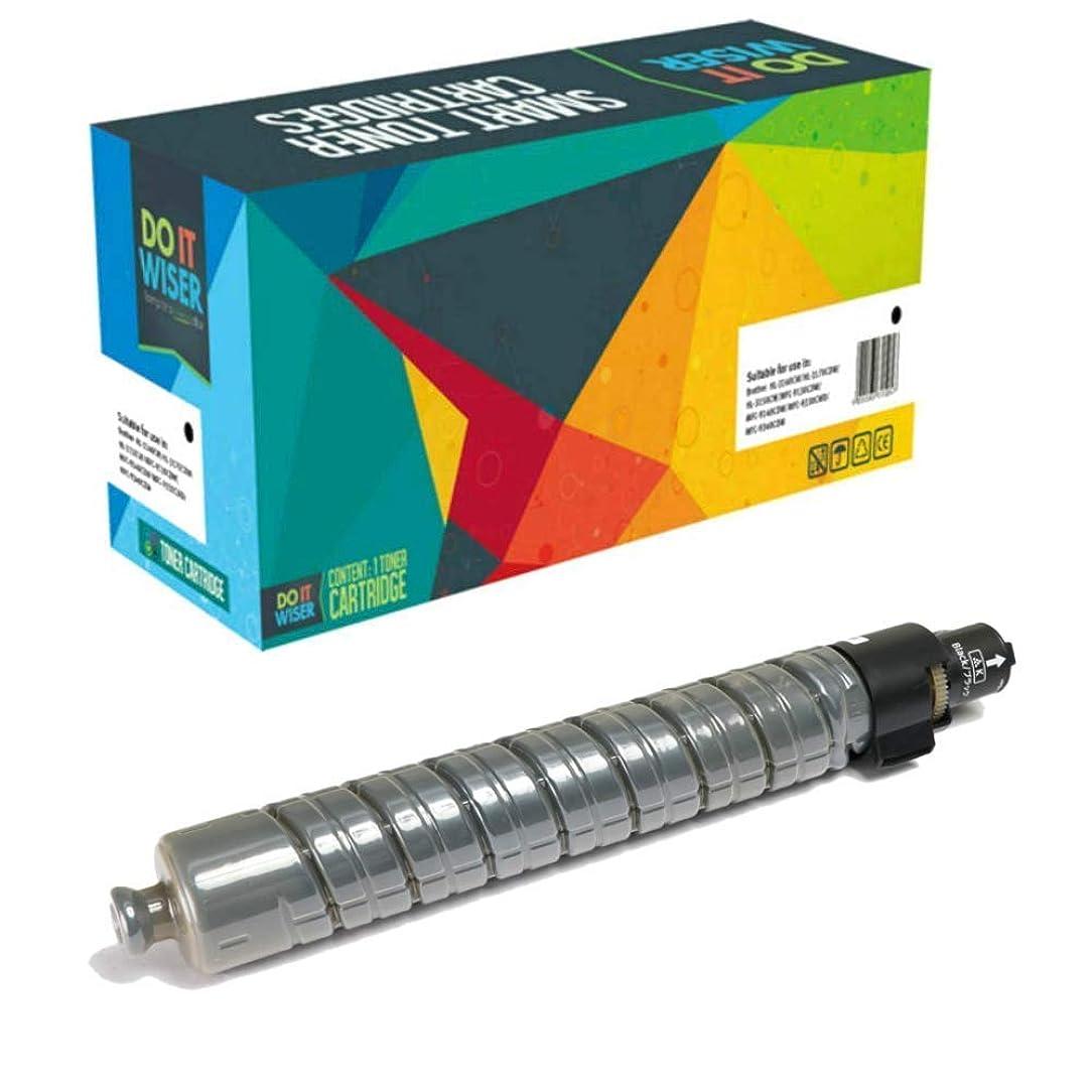 Do it Wiser Compatible Toner For Ricoh MP C305 MP C305SPF MP C305SP | 841621 (Black 12,000 Pages)