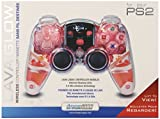 PS2 Lava Glow 2.4 GHZ RF Wireless Controller