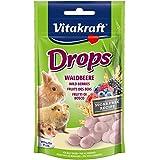 Vitakraft 1571260031 - Drops Frutos del Bosque para roedores 75 gr