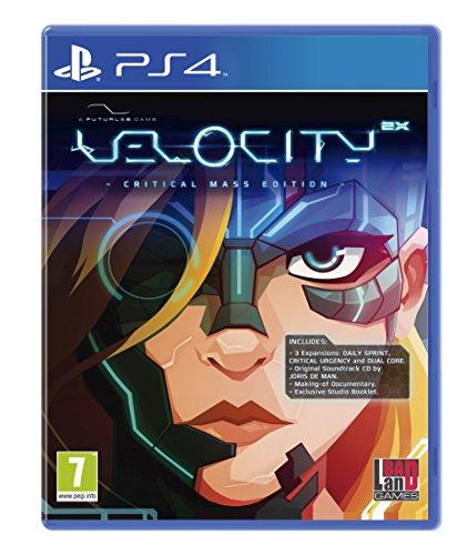 Velocity 2X: Critical Mass Edition (PS4) (New)