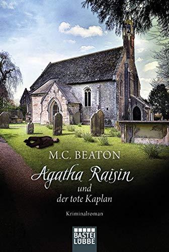 Agatha Raisin und der tote Kaplan: Kriminalroman (Agatha Raisin Mysteries, Band 13)